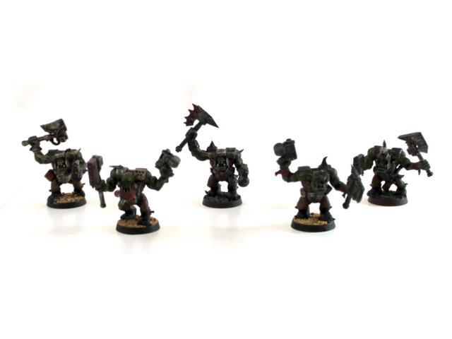 Ork Nobz Collection #11 NM