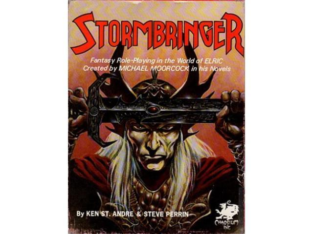 Stormbringer (1st Edition) Fair