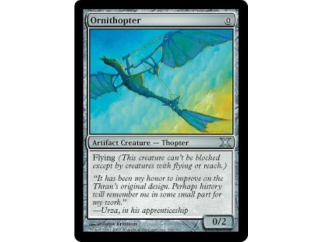 Ornithopter (U) NM