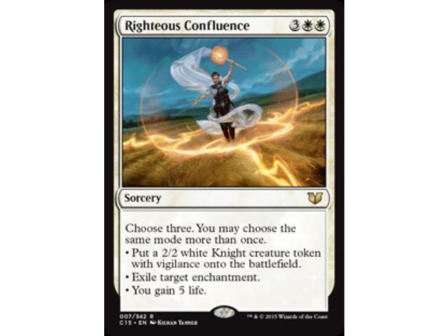 Righteous Confluence (R) NM