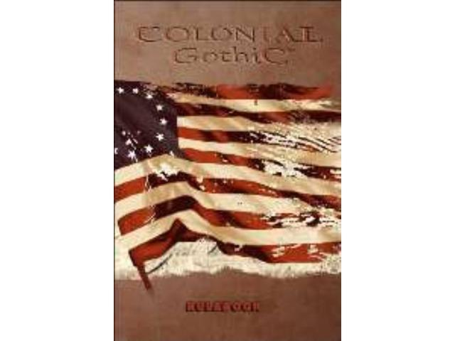 Colonial Gothic (1st Edition) NM