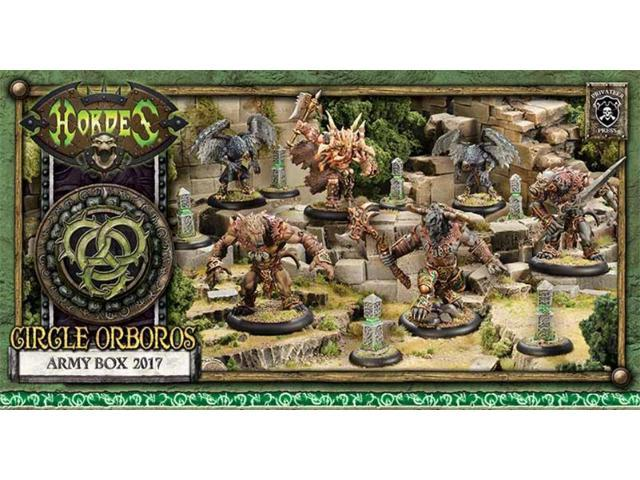 Circle Orboros Army Box (2017 Edition) MINT/New