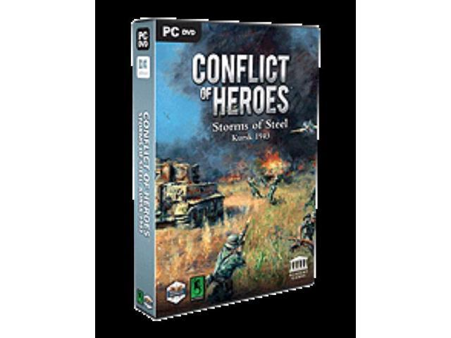 Conflict of Heroes - Storms of Steel SW (MINT/New)