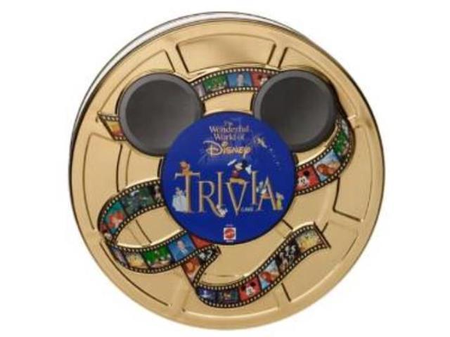 Wonderful World of Disney Trivia, The EX/NM