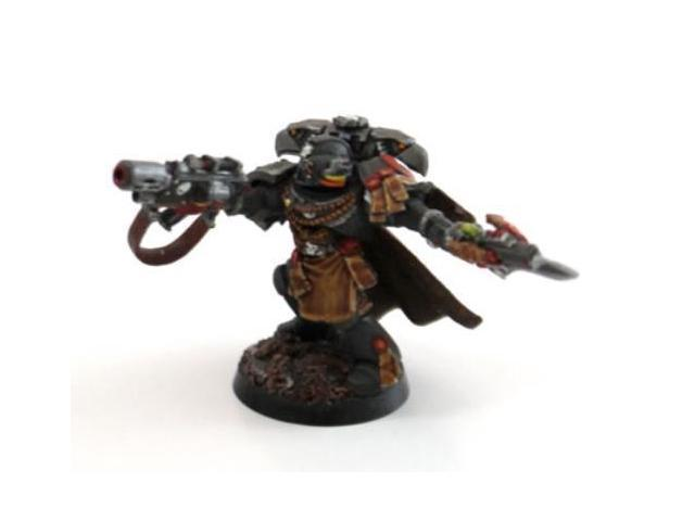 Space Marines Commander #1 NM
