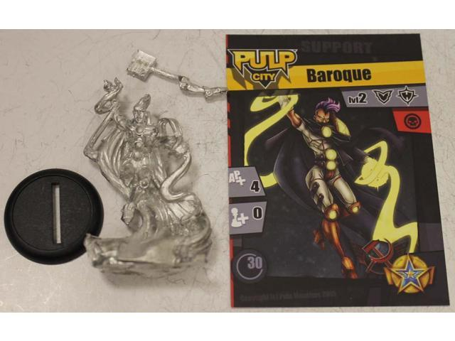 Baroque (Kickstarter Exclusive) #1 NM