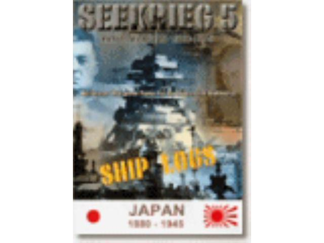 Ship Logs Software  - Japan 1880-1945 NM