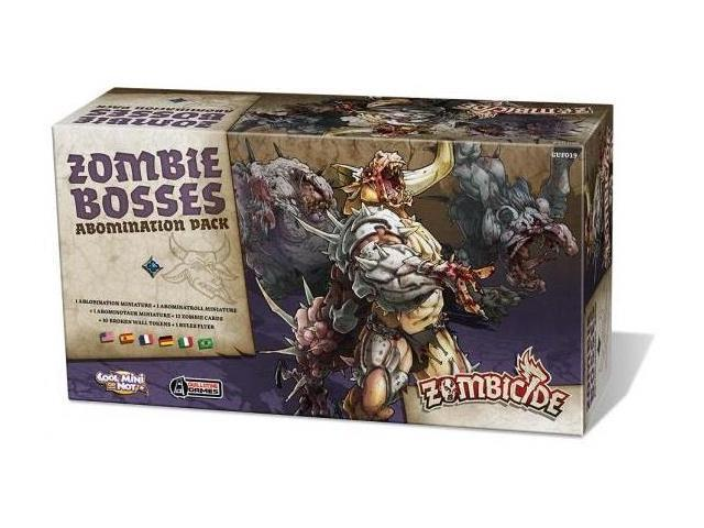 Zombie Bosses - Abomination Pack SW (MINT/New)