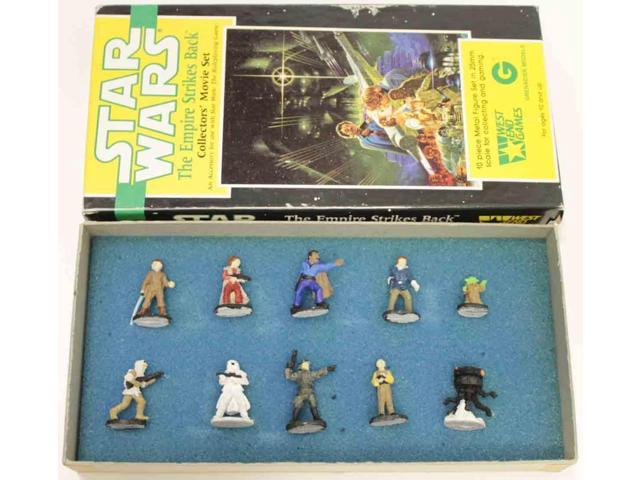 Empire Strikes Back, The - Collectors' Movie Set #1 EX/NM