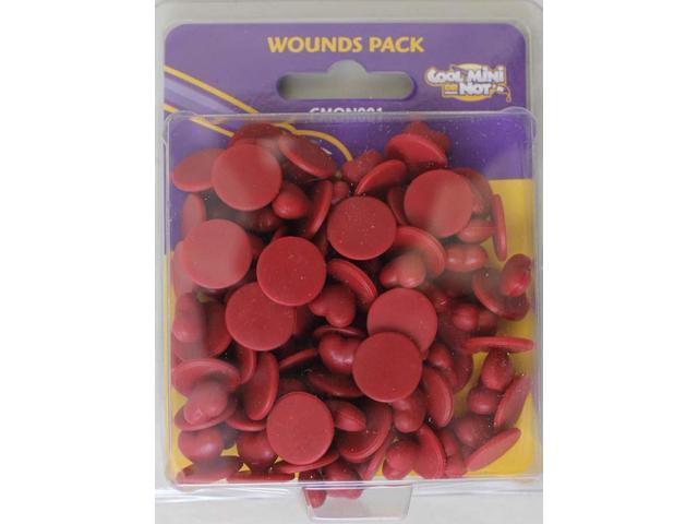 Wounds Pack MINT/New