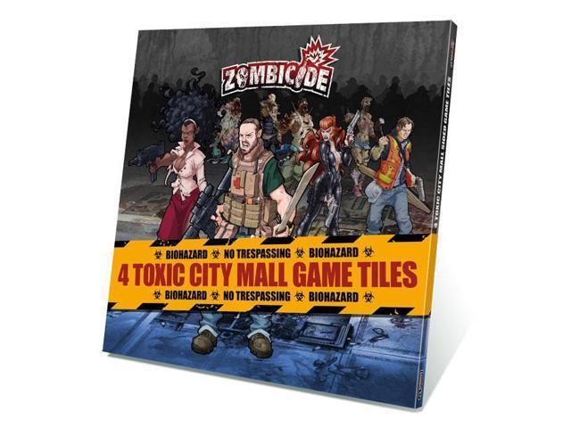 Game Tiles - Toxic City Mall SW (MINT/New)