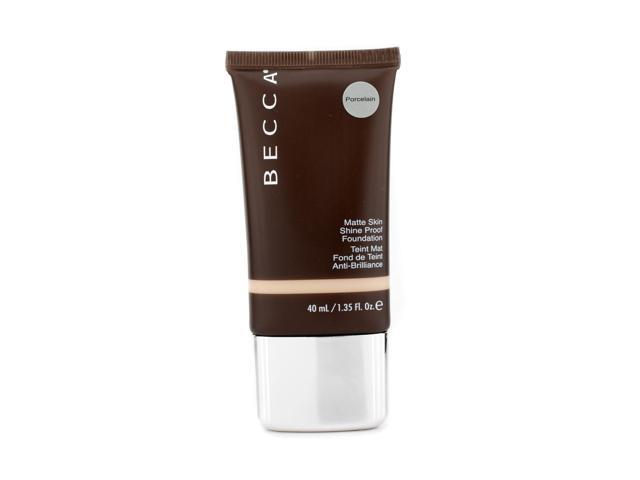 Becca - Matte Skin Shine Proof Foundation - # Porcelain 40ml/1.35oz