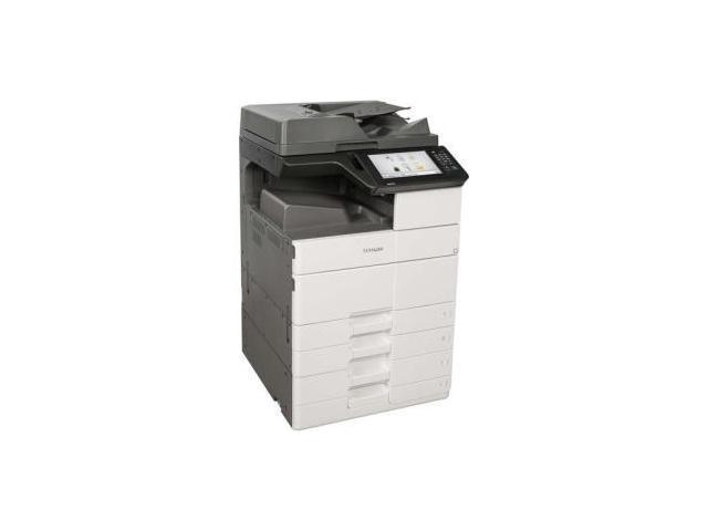Lexmark MX911DTE Laser Multifunction Printer - Monochrome - Plain Paper Print - Desktop