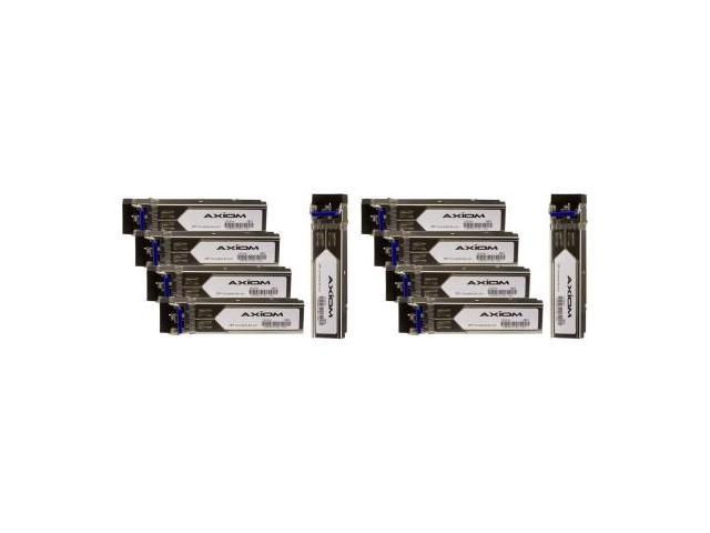 Axiom 1000BASE-LX SFP w/DOM for Cisco (10-Pack)