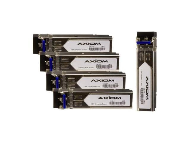 Axiom 1000BASE-LX SFP w/DOM for Cisco (5-Pack)