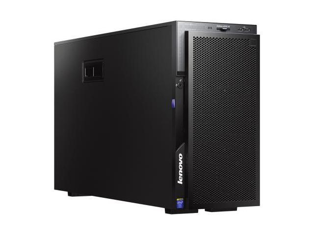 Lenovo System x x3500 M5 5464C2U 5U Tower Server - 1 x Intel Xeon E5-2620 v3 Hexa-core (6 Core) 2.40 GHz