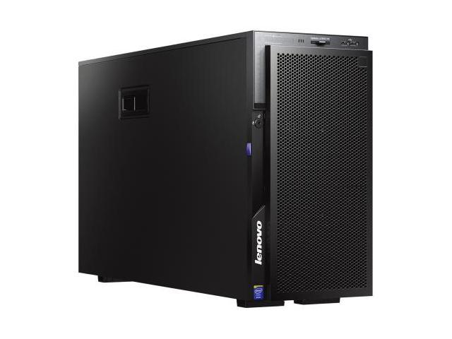 Lenovo System x x3500 M5 5464NAU Tower Server - Intel Xeon E5-2603 v3 Hexa-core (6 Core) 1.60 GHz