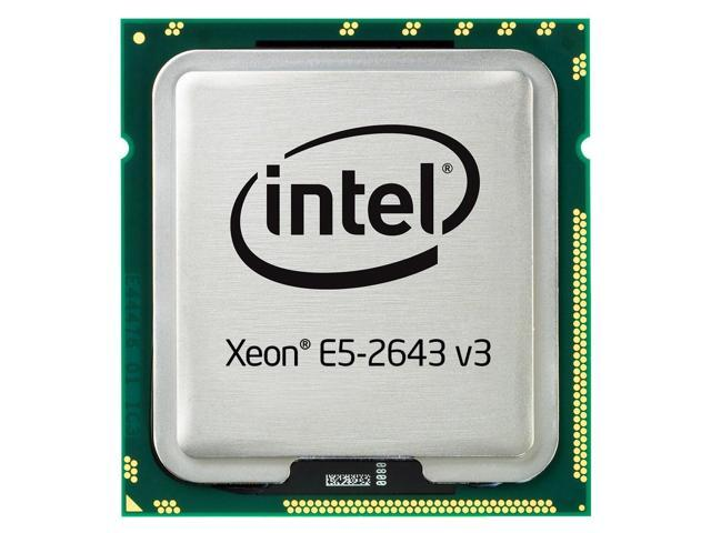 HP 719057-B21 - Intel Xeon E5-2643 v3 3.4GHz 20MB Cache 6-Core Processor