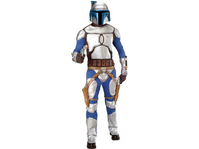 Star Wars Deluxe Jango Fett Child Costume Medium