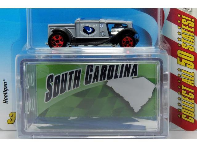 Hot Wheels Connect Cars Hooligan South Carolina