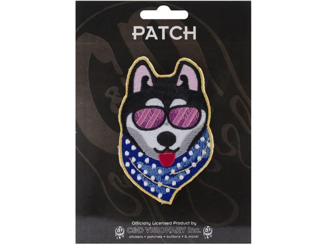 C&D Visionary P1-3565 C&D Visionary Patches-Dog Patch