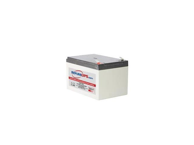Vision 6FM12 -  Compatible Replacement Battery