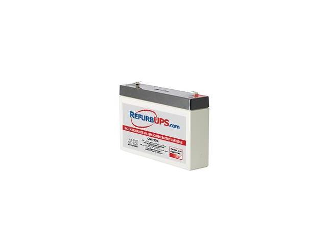Emergi-Lite LSM182CP -  Compatible Replacement Battery