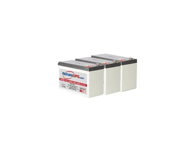 Ablerex JC1500 -  Compatible Replacement Battery Kit