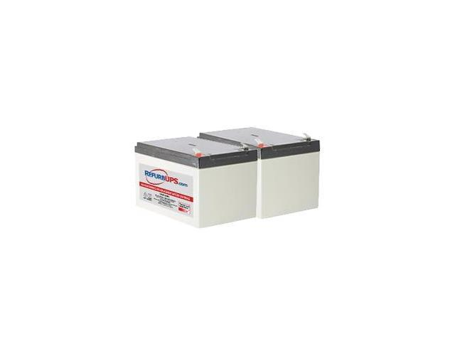 APC Smart-UPS 1000VA Ship (SU1000X93) -  Compatible Replacement Battery Kit