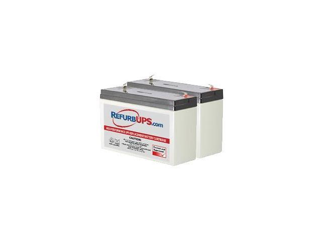 RefurbUPS RBC3 Compatible - Compatible Replacement Battery Kit For RefurbUPS APC Compatible