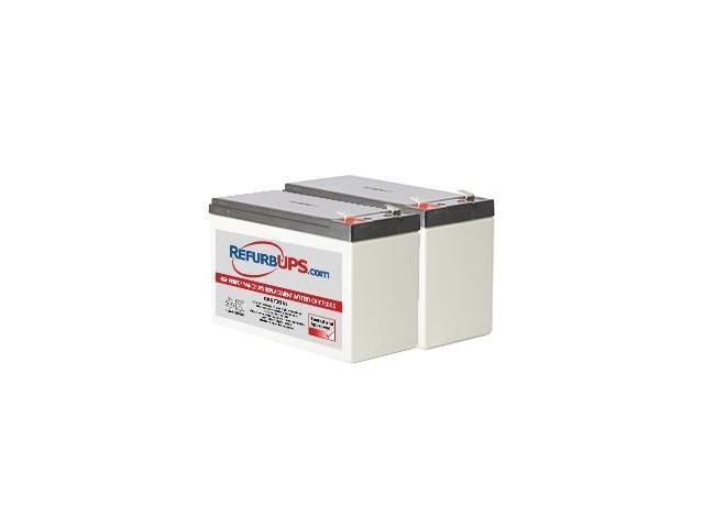 RefurbUPS PP800SW -  Compatible Replacement Battery Kit For CyberPower