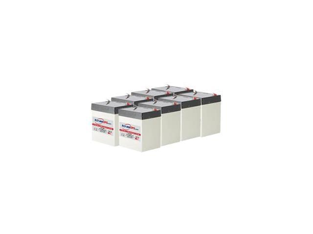 RefurbUPS Smart-UPS 2200 (SUA2200RMUS) - Compatible Replacement Battery Kit For RefurbUPS APC Compatible