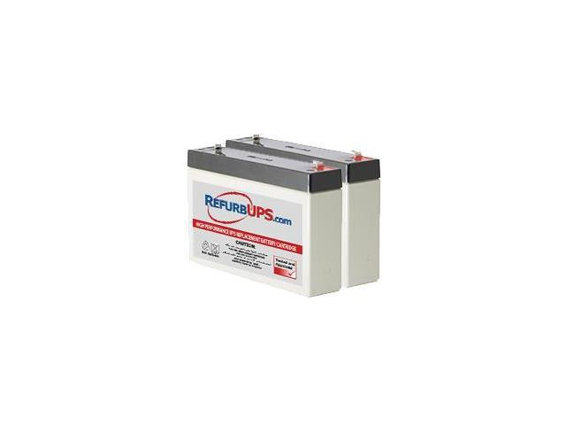Eaton-MGE Pulsar ESV5 -  Compatible Replacement Battery Kit