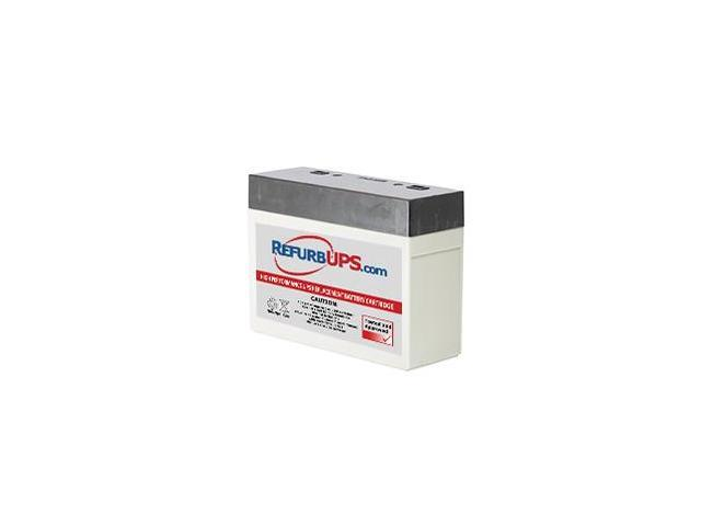 RefurbUPS CP550SLG -  Compatible Replacement Battery Kit For CyberPower