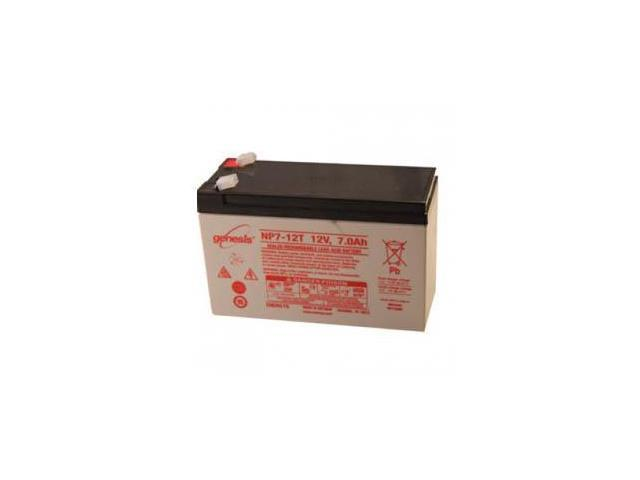 Genuine EnerSys NP7-12T Replacement Battery