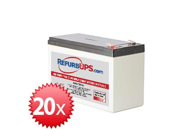 CyberPower OL8000RT3UF - Factory Fresh Compatible Replacement Battery Kit