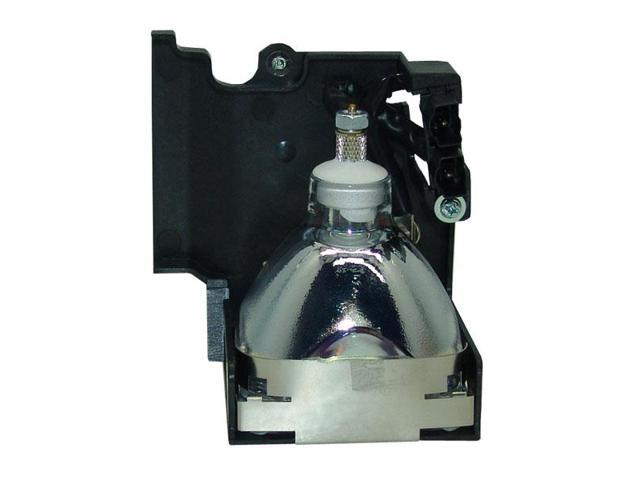 Lamp Housing For Mitsubishi XL2U Projector DLP LCD Bulb