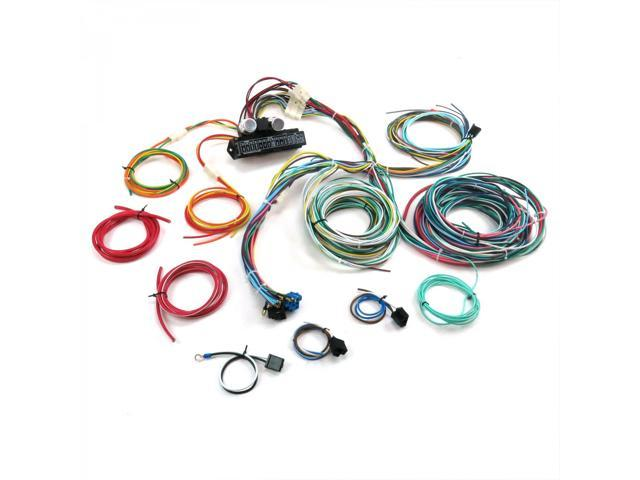 keep it clean wiring accessories prox53 auto wire harness re Dual Car Stereo Wire Harness  Automotive Wiring Harness auto electrical wiring accessories Car Starter Wiring Diagram