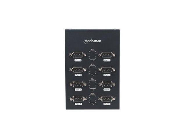 Manhattan MH 8 Port USB Serialconverter 151054
