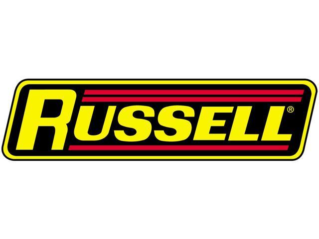Russell 660353 Adapter Fitting  Flare Union #6 Black Finish.