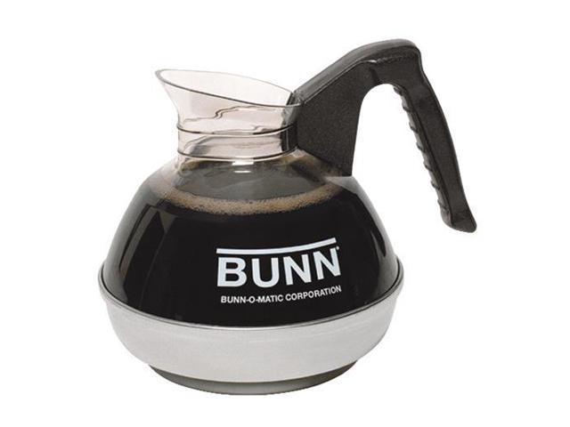 BUNN 06100.0101 Black Easy Pour Coffee Decanter