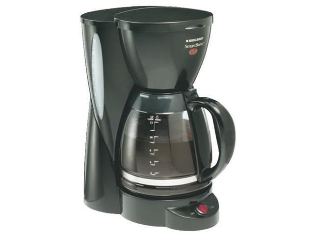 Black And Decker Coffee Maker Accessories : Black & Decker 12-Cup Automatic Coffee Maker CM1200B-Newegg.com