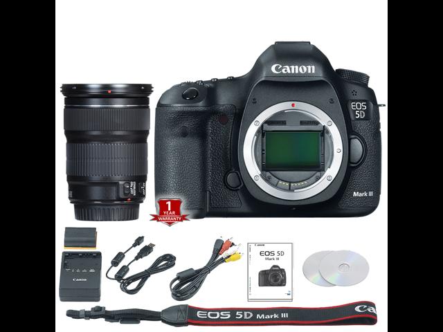 Canon EOS 5D Mark III DSLR Camera (Body Only) (International Model ...