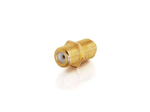 C2G 01889 F-81 F-TYPE VIDEO COUPLER F-F