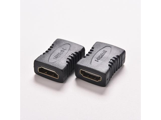5pcs HDMI Female to Female F/F Coupler Extender Adapter Connector For HDTV HDCP 1080P