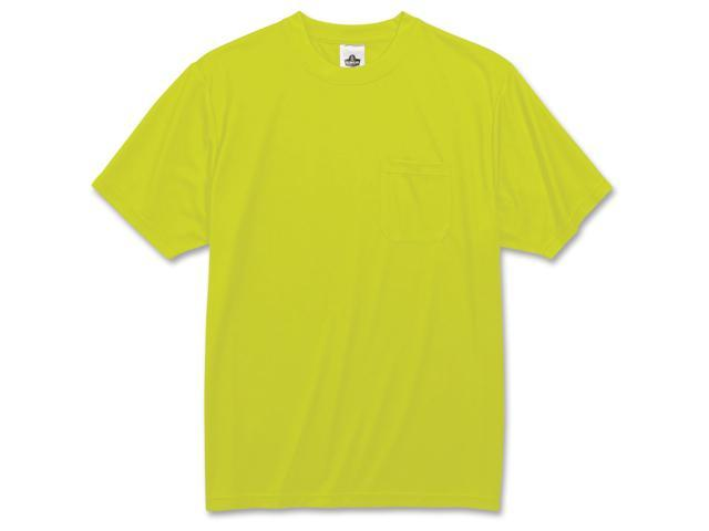 Non-Certified T-Shirt XLarge Lime