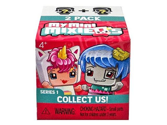 My Mini MixieQ's Series 1 Blind Box Figures 2 Pack - 2 Figures