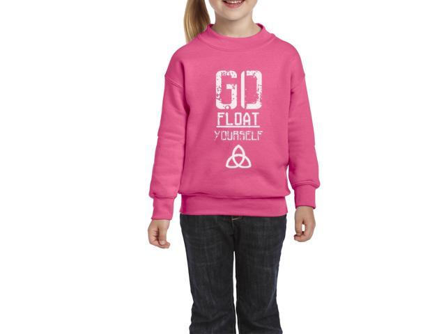 Artix Go Float Yourself the 100 Blood Must Have Blood Clarke Lexa Lincoln Octavia Raven Bellamy Monty Costume 4 Halloween Party Unisex Youth Kids Crewneck Sweater Clothing