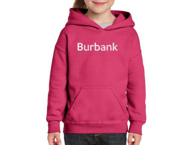 Artix Burbank  Unisex Hoodie For Girls and Boys Youth Kids Sweatshirt Clothing