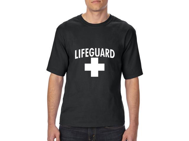 Artix Lifeguard in White  Ultra Cotton Unisex T-Shirt Tall Sizes